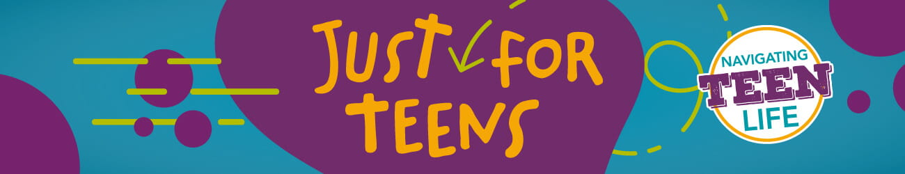 Health Resources Just for Teens